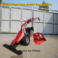 China Hand Push Self-propelled Gasoline Lawn Mower on sale