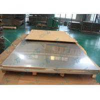 Thin Titanium Metal Plate GR9 ASTMB265 Hot Rolled With Good Corrosion Resistance Manufactures