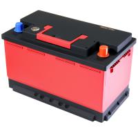 LiFePO4 Charged Lithium Iron Phosphate Battery for Solar Car Audio RV Marine Off Grid Multi Function Manufactures