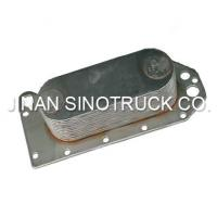 Dongfeng truck engine parts C3918175 oil cooler for sale Manufactures
