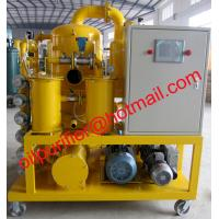 Hot Sale Insulation Oil Filtration Plant, Switch Oil Processing Equipment with PLC Manufactures