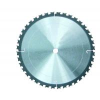 Fine Cut Steel TCT 140mm Circular Saw Blade For Cutting Soft Plastic Manufactures