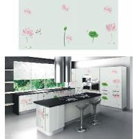 Kitchen Cabinet from Colored Painting Board(ZH-C845) Manufactures