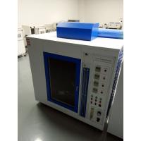 Quality Cable Burn Horizontal and Vertical Flammability Universal Testing Machine for sale