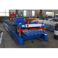 Sapphire  Highway Guardrail Roll Forming Machine Glazed Tile Roll Forming Machine Manufactures