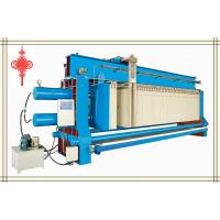 Automatic Pulling Plate Conveyor Filter Press(1000) Manufactures