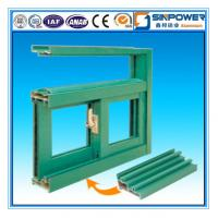 S80 Sliding Aluminum Window Door Profile Manufactures