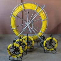 China Yellow Underground Cable Tools Traceable Rodder Without Trenching / Digging on sale