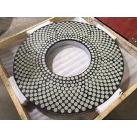 Vitrified bond double disc grinding wheel Manufactures