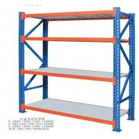 China Custom Fitted Warehouse Storage Racks , Medium Duty Steel Pallet Rack Shelving on sale