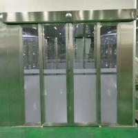 Buy cheap Clean Room Air Shower With Auto Sliding doors for both people and goods from wholesalers