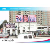 China High Resolution P10 Outdoor Led Display Advertising Screen With 160x160mm Module on sale