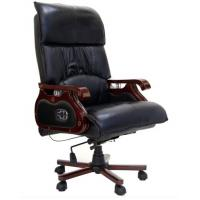 Genuine Leather Executve China Office Massage Chair Manufactures