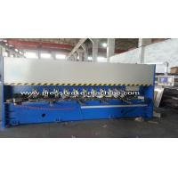 Automatic sheet V Groove Cutter CNC V Cutting Machine 380V 50HZ 3Ph Air Compression Manufactures