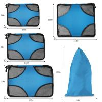 Buy cheap Personalized Travel Packing Cubes Sustainable Personalised Ultralight Heavy Duty from wholesalers