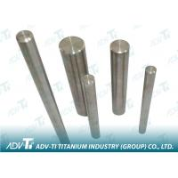 GR1 Low Density Pure Titanium Alloy Bar ASTMB348 / ASTMF67 / ASTMF136 Manufactures