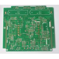 "4 Layers Electronic Printed Circuit Board ENIG 2u"" Surface With Min 3/3 Mil Line Width / Space Manufactures"