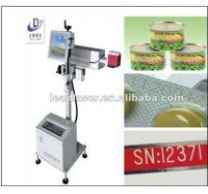 Wood Glass Laser Date Coding Machine High Speed Scanner Laser Deflexion System Manufactures