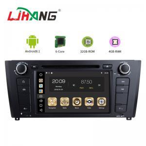Car Autoradio Dvd Player For Bmw , BT 3G 4G WIFI DVR Bmw E39 Dvd Player Manufactures