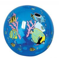 China Customized 16 Inflatable Tropical Fish Beach Ball on sale