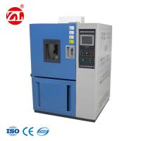 SUS 304 High And Low Temperature Test Chamber , Environmental Test Equipment Manufactures
