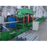 Granary / Grain Storage Steel Silo Roll Forming Machine 1.2 ~ 4.2 Mm Thickness Manufactures