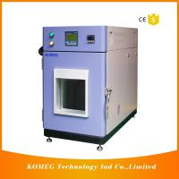 China Thermal Shock Test Chamber , Temperature Testing Equipment For Plastic Testing on sale