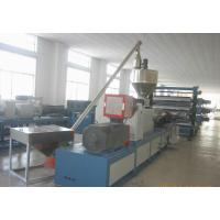 Quality PVC Sheet Plastic Board Production Line For Multi Layers Composite Sheet for sale