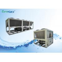 CE Certificated Industrial Water Chiller With Environment Friendly Refrigerant R404A Manufactures