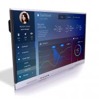 China High Brightness Interactive Touch Screen Kiosk Full HD 1080P Resolution on sale