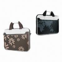 13/14-inch Nylon Laptop Bags for Women, with Adjustable Shoulder Strap Manufactures