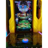 Coin Operated Type Lottery Game Machine 2126mm X 845mm X 2309mm Dimensions Manufactures