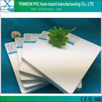China China building material 10mm white pvc foam board 1220 x 2440 plastic pvc foam sheet advertising board on sale