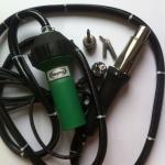 220v 1600W handheld hot air welder Manufactures