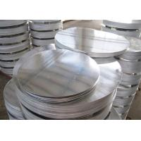 DC/CC Material 3003 O H14 H24 Aluminum Circle Plate For Traffic Sign Manufactures