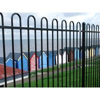 Hairpin Heavy Duty Wire Mesh Fence Panels Hoop Top / Bow Top Railings Steel Materials Manufactures