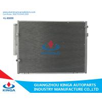 Aluminum Toyota Auto Air Conditioner Condenser for FORTUNER 2005-2015 Manufactures