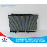 19010 - Honda Aluminum Radiator For Fit 2009 AT Tube Fin Core Swich Type Manufactures