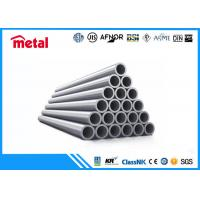 Round Seamless Duplex Ss Pipe , UNS32750 ASME A789 Schedule 40 Steel Pipe
