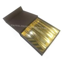 Custom Rigid Setup Box for Glass Bottles Cookies Chocolate Candies Cake Paper Gift Packaging Box Manufactures