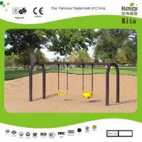 Outdoor Swing Set (KQ10192A) Manufactures