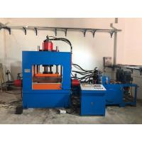 Efficient Copper Tee Cold Forming Machine, 1/2 - 4, reliable quality, economic price and easy operation Manufactures