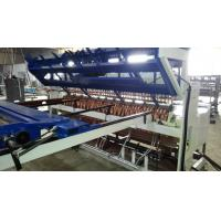CNC Wire Mesh Welding Machine Mesh Size 50 * 200mm For Pavement Mesh Manufactures