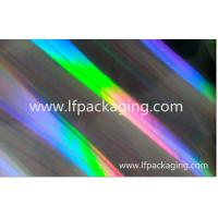 China Hot sale pet holographic film on sale