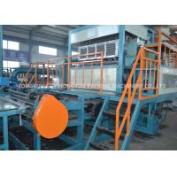 China Rotary Pulp Molding Machine , Recycled Paper Egg Carton Machine on sale