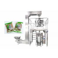 Automaitc Raisin Packaging Machine, With 10 Heads Weigher,10g-1000g Manufactures