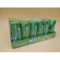 Portable Pocket Compressed Candy Kiss Mint Flavored With Low Fat Sugarless Manufactures