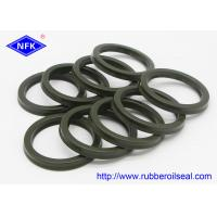 High Performance Piston Rod Seal NBR  USH Type Corrosion Resistance Manufactures