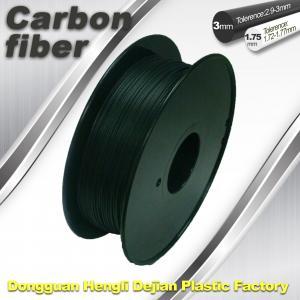 3D Printer filament , Carbonfiber 3D Printing Filament  1.75mm 3.0mm ,High quality. Manufactures