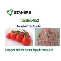 Spray Dried Tomato Dehydrated Fruit Powder Organic Good Water Souble Food Grade Manufactures